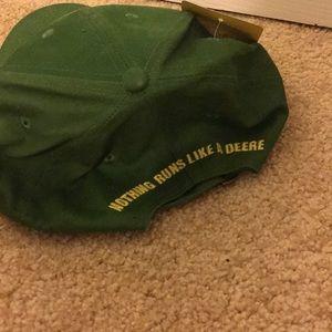 John Deere Accessories - John Deere green hat 🚜